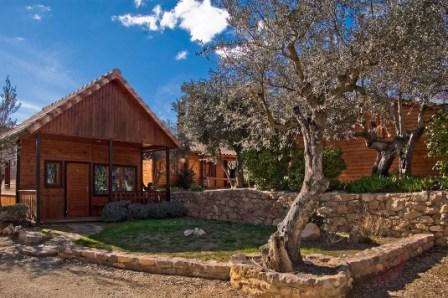 Photo of the environment Camping ALQUEZAR in Alquezar