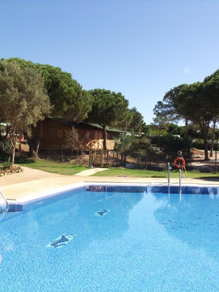 Foto del entorno Camping CABOPINO en Marbella