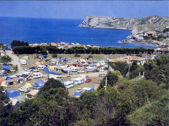 Photo of the environment Camping COMILLAS in Comillas