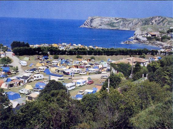 Camping Comillas, dans Comillas (Cantabria)