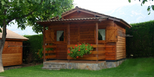 Foto der Umgebung Camping BERGA RESORT - The Mountain and Wellness center in Berga