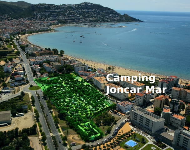 Photo of the environment Camping JONCAR MAR in Roses