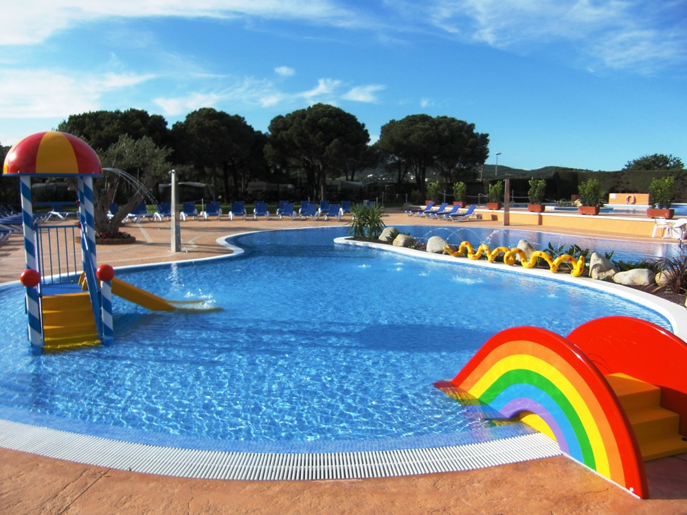 Photo of the environment Camping EUROCAMPING in Sant Antoni De Calonge