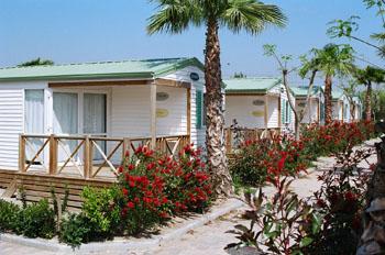 Camping Playa Cambrils Don Camilo, in Cambrils (Tarragona)