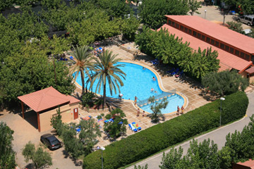 Photo of the environment Camping LA LLOSA in Cambrils