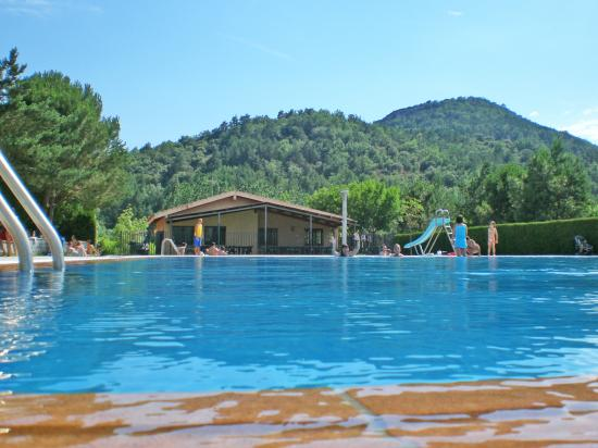 Photo of the environment Camping PRADES in Prades