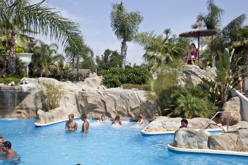 Photo of the environment Camping LA SIESTA in Salou