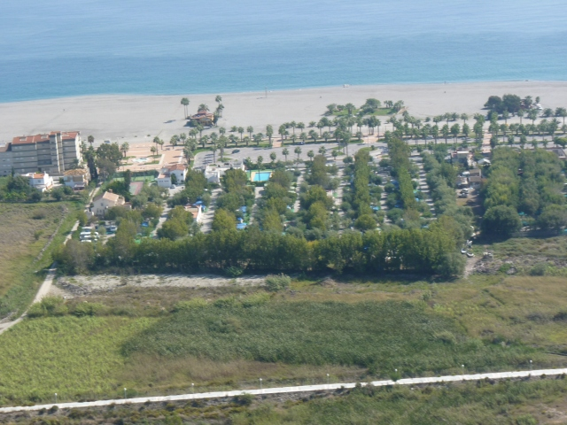 Photo of the environment Camping PLAYA DE PONIENTE in Motril