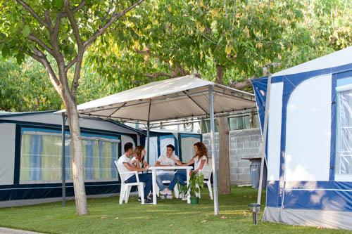 Te bieden in Camping Berga Resort - The Mountain And Wellness Center - Camping in Barcelona