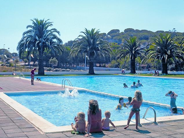 Photo of the environment Camping INTERNACIONAL DE PALAMÓS in Palamós