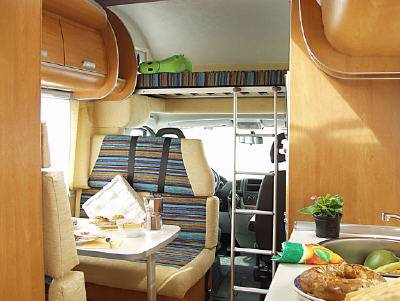 Joint Camping Car Spaceline SPL 361 (130 cv) - Interior