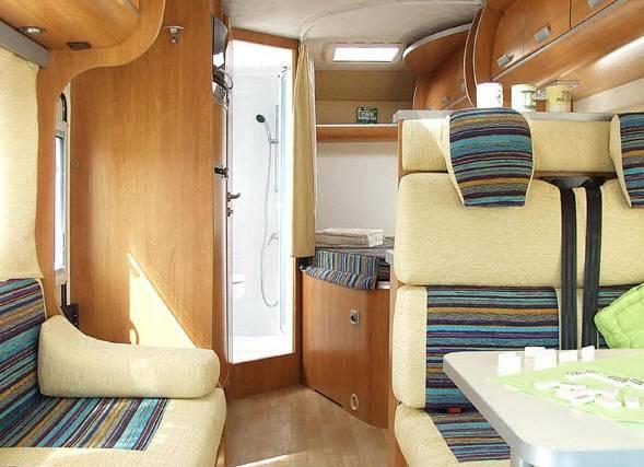 Autocaravana Joint Camping Car Spaceline SPL 369 (modelo