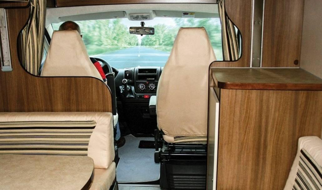 Across Aero 675 SD - Interior