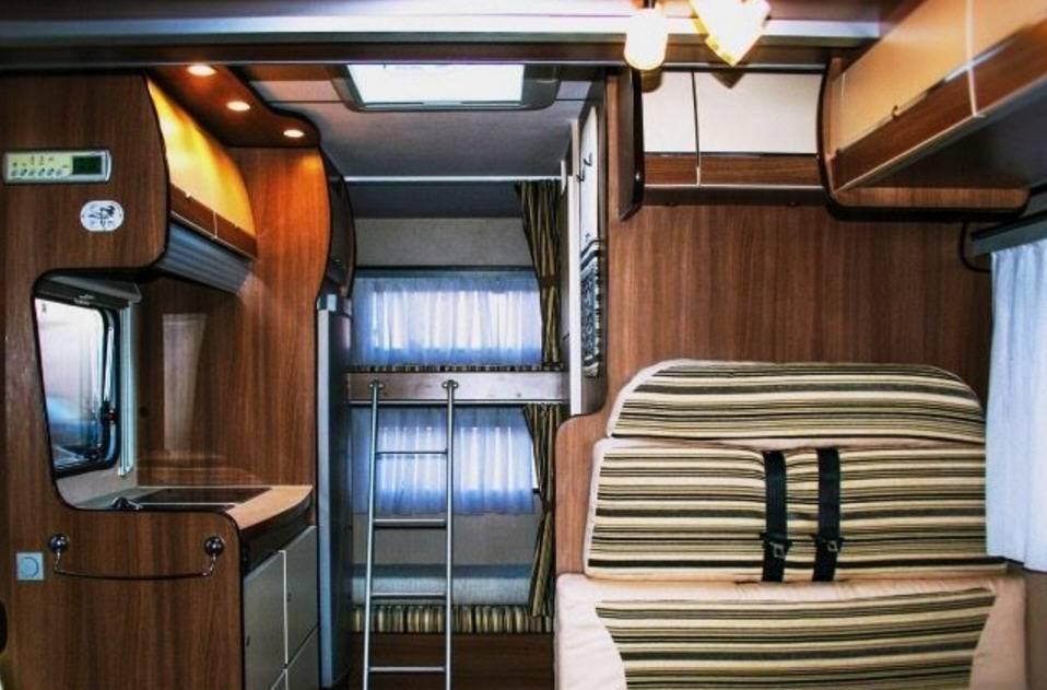 Across Xcape 596 LDA - Interior