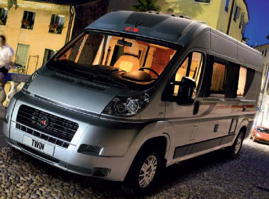 Adria Twin Twin SP - Exterior