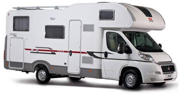 Adria Sport- Capuchina A 660 DP - Exterior