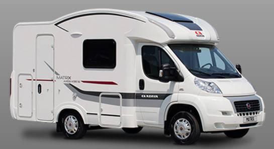 Adria MATRIX Axess M  650 SK - Exterior