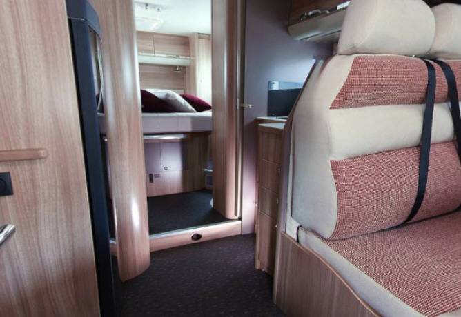 Adria MATRIX Axess M  670 SC - Interior