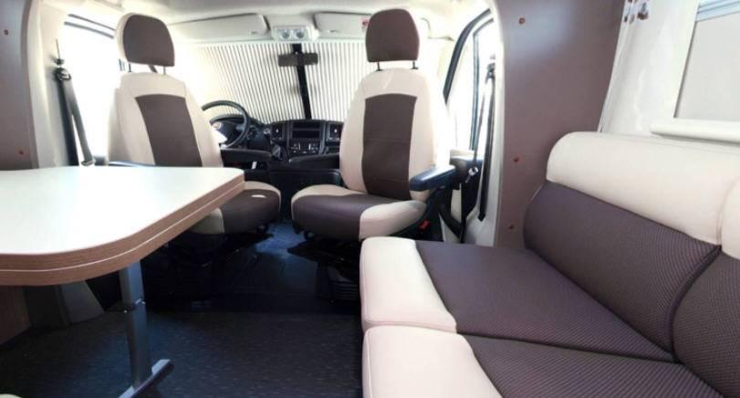Adria MATRIX Axess M  680 SP - Interior