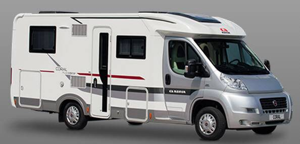 Adria Coral Plus S 650 SF - Forest - Exterior