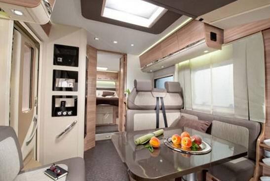 Adria Sonic Axess I700 SL - Interior