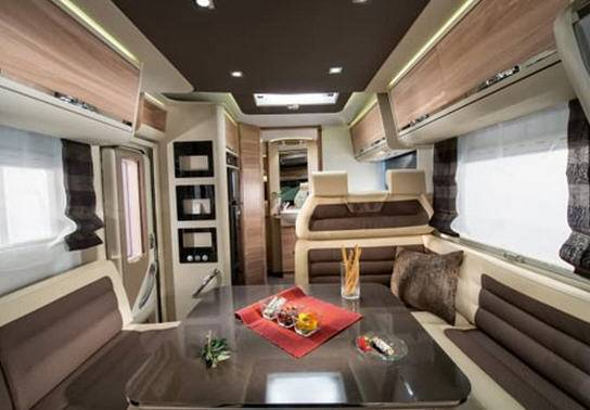 Adria Matrix Supreme M 687 SL - Interior