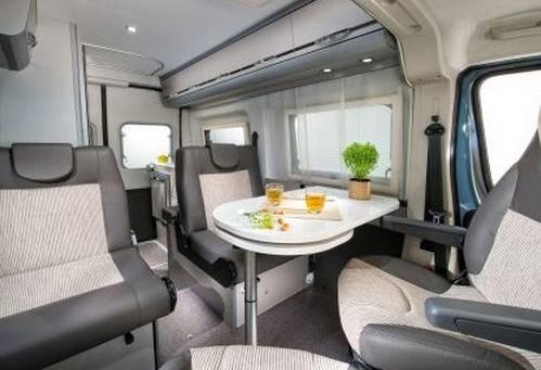 Adria Twin 500 S - Titan - Interior