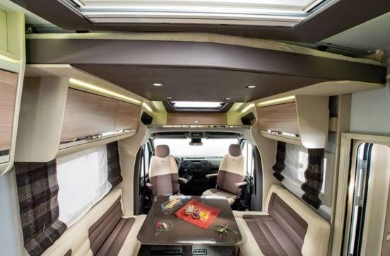Adria MATIRX Supreme M687 SL - Interior