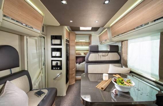 Adria MATRIX Axess M 670 SBC - Interior