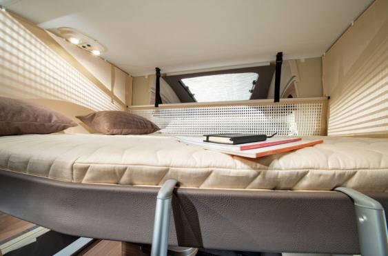 Adria MATRIX Axess M 670SP - Interior
