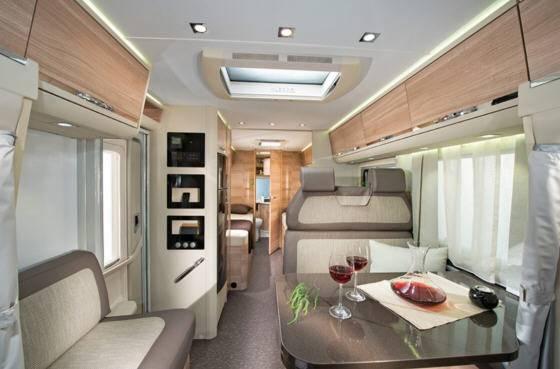 Adria Coral Axess S 600 SL - Interior