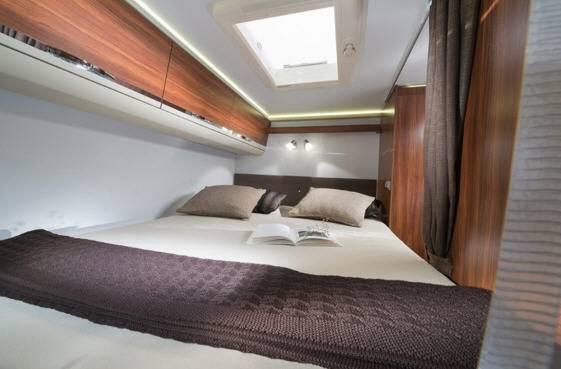 Adria Coral XL A 670 SP - Interior