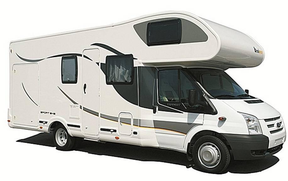 Benimar Sport 345 - Exterior