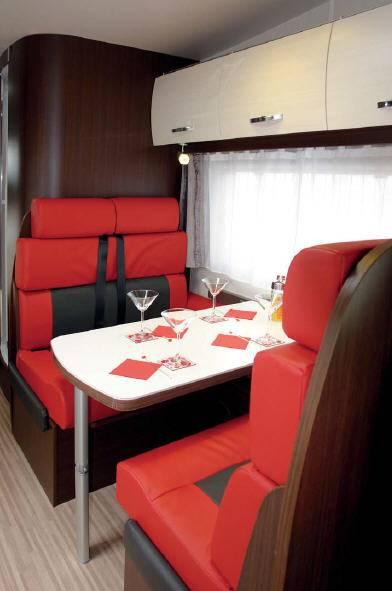 Benimar Sport 302 - Interior