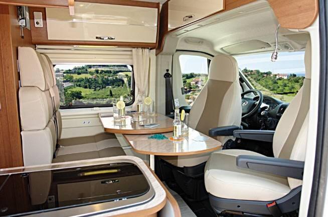 Benimar Benivan 110 Active - Interior