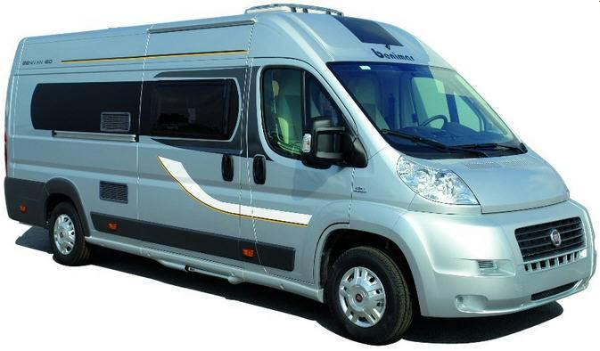Benimar Benivan 160 Active - Exterior
