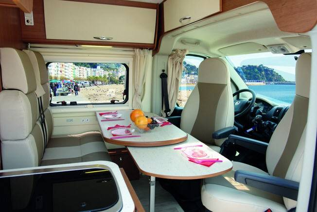Benimar Benivan 160 Active - Interior