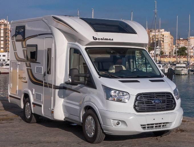 Benimar Tessoro T 403 Ford / 2200 / 125 - Exterior