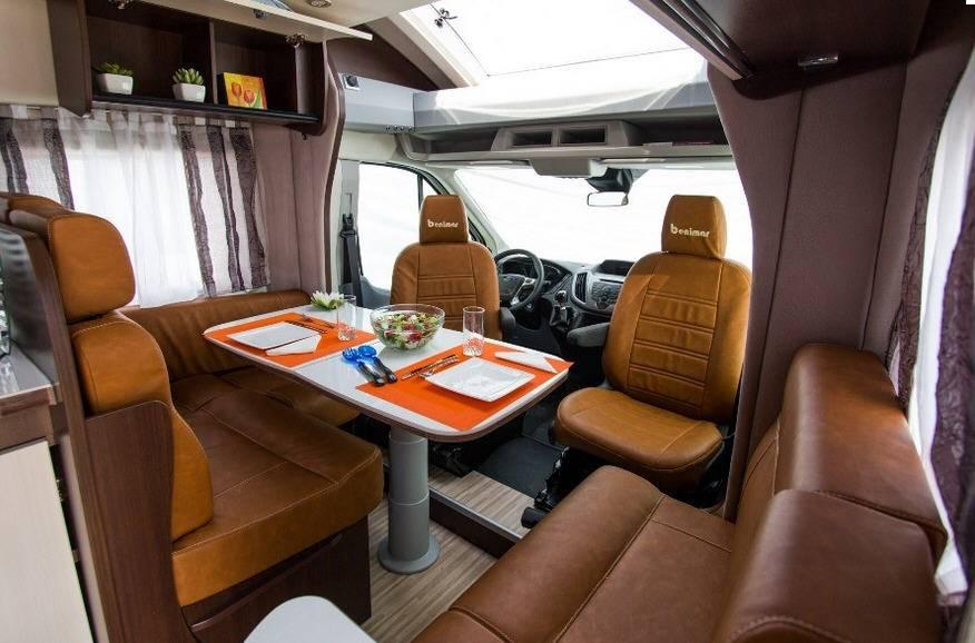 Benimar Tessoro T 463 Ford / 2200 / 125 - Interior