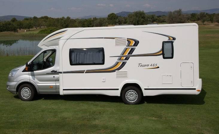 Benimar Tessoro T 485 Ford / 2200 / 155 - Exterior