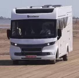 Benimar Aristeo A 640 Fiat / 2300 / 130 - Exterior