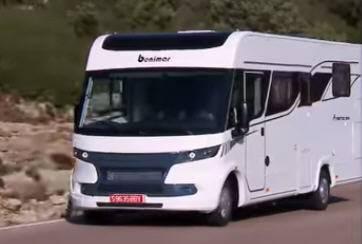 Benimar Aristeo A 690 Fiat / 2300 / 130 - Exterior