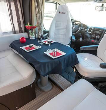 Benimar Aristeo A 690 Fiat / 2300 / 130 - Interior