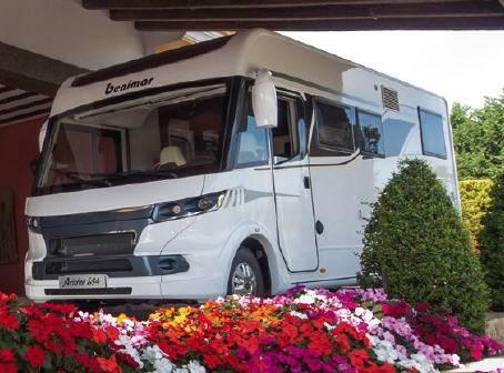 Benimar Aristeo A 694 Fiat / 2300 / 130 - Exterior