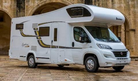 Benimar Sport S346 - Exterior