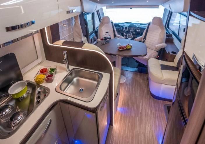 Benimar Aristeo A640 - Interior