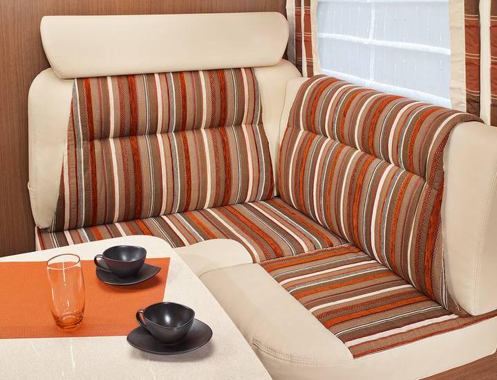 Bürstner Ixeo Times it 650 - Interior