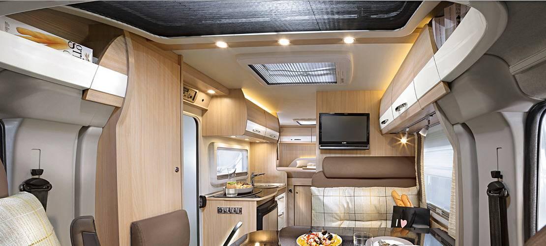 Bürstner Travel Van T 590 G - Interior