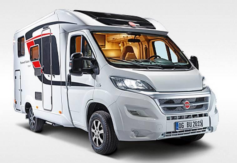Bürstner Travel Van T 590 G - Exterior