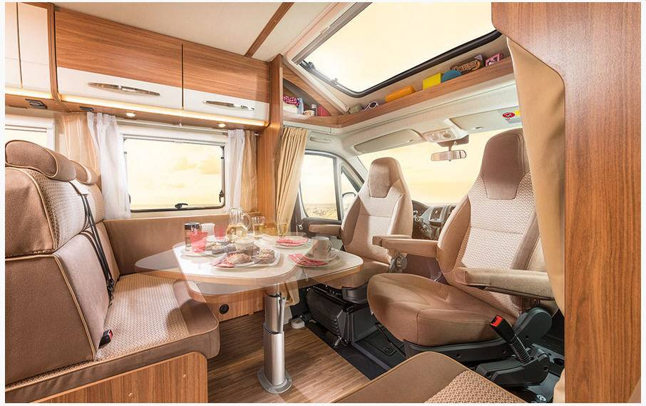 Carado T T 447 - Interior